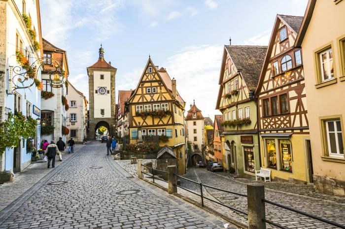 Rothenburg nad Renem