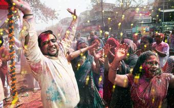Indie: Holi