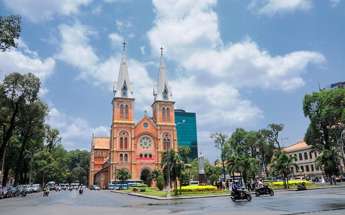 Katedra Notre Dame w Ho Chi Minh