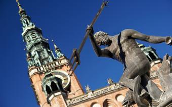 Trójmiasto: Gdańsk. Fontanna Neptuna