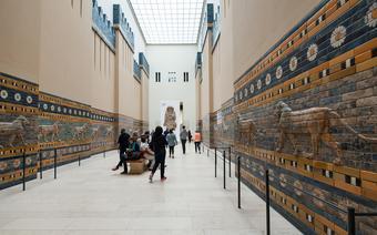 Brama Isztar w Muzeum Pergamońskim w Berlinie