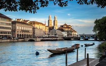 Szwajcaria, Zurych
