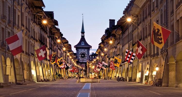 Szwajcaria, Berno