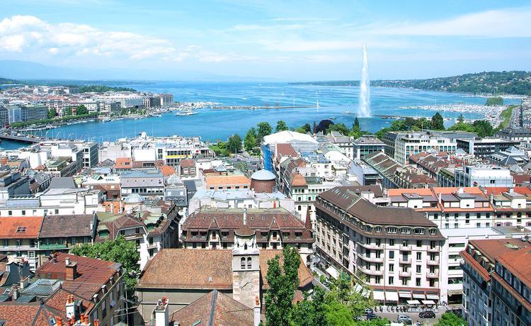 Szwajcaria, Genewa