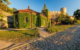 Kalemegdan w Belgradzie, Serbia