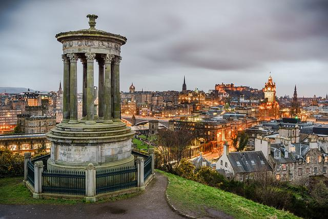 Edynburg w trzy dni