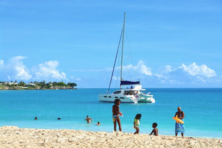 Karaiby. Najpiękniejsze Wyspy Karaibskie