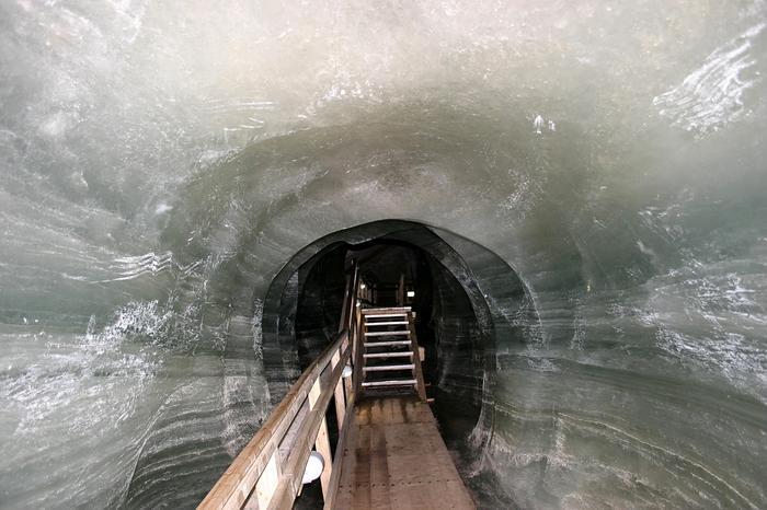 Słowacki Raj: Dobszyńska Jaskinia Lodowa