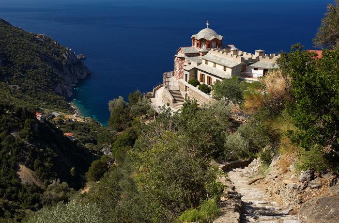 Grecja - Athos