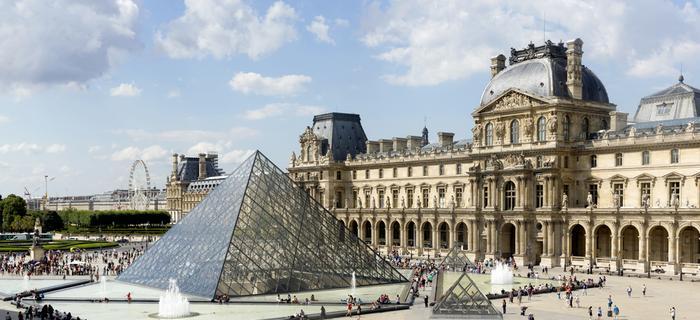 Luwr, Paryż