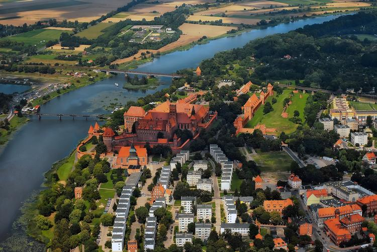 Zamki w Polsce dla dzieci
