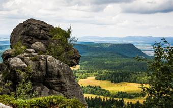 Góry Stołowe - Szczeliniec Wielki