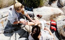 Apteczka pierwszej pomocy jest niezbędna na trekkingu