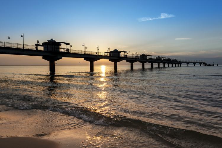 Morze Bałtyckie: Międzyzdroje