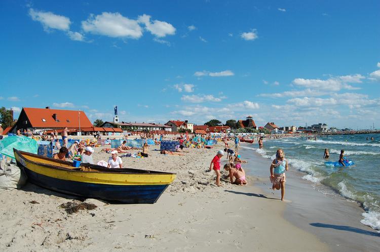 Morze Bałtyckie: Hel