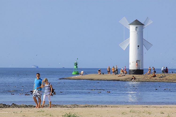 Morze Bałtyckie: Świnoujście