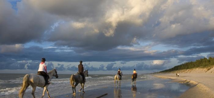 Morze Bałtyckie: Łeba