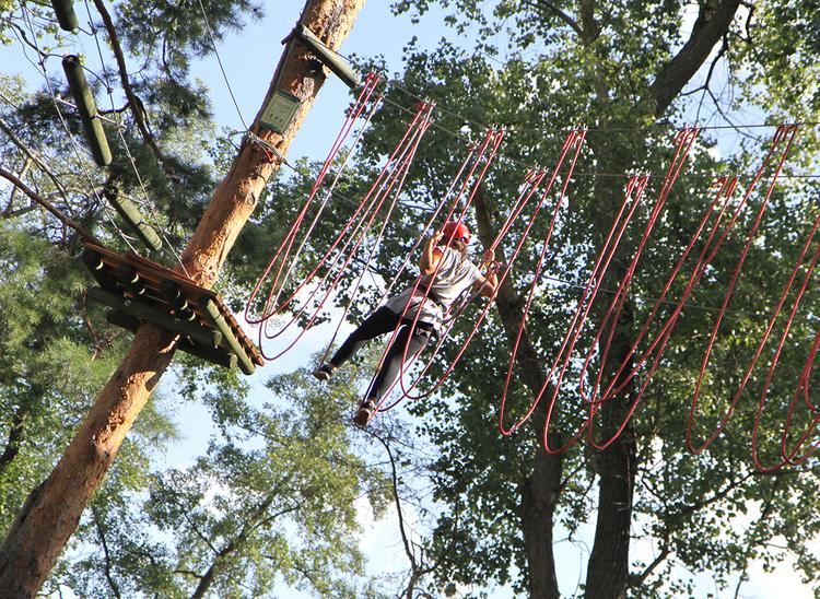 Park linowy Józefów
