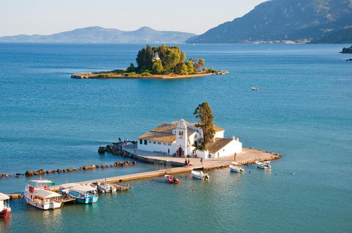 Wyspy greckie: Korfu
