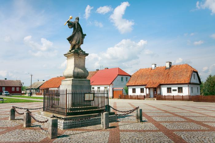 Pomnik Czarnieckiego - perła baroku