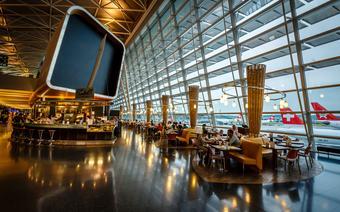 Lotnisko w Zurychu