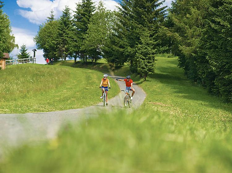 Morawy - szlak rowerowy