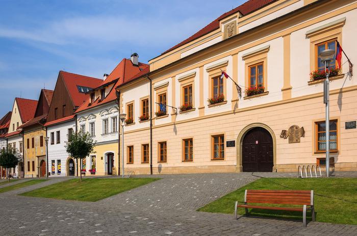 Słowacja: Bardejów