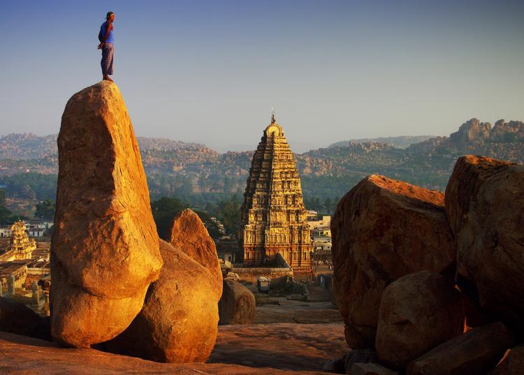 Pomysły na podróż do Indii