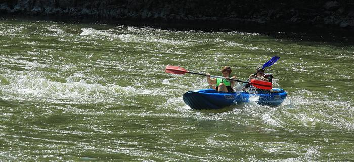 Spływ kajakowy Dunajcem