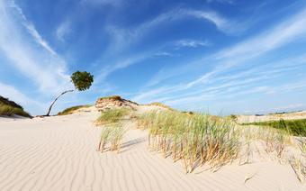 Morze Bałtyckie. Słowiński Park Narodowy