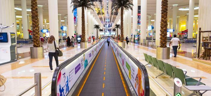 Dubaj - lotnisko