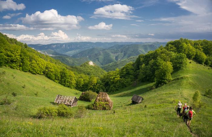 Rumuńskie Karpaty