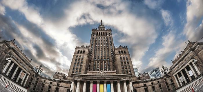 Pałac Kultury i Nauki