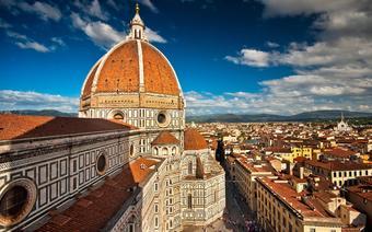 Największe atrakcje Florencji