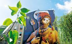 Łódź: szlak murali