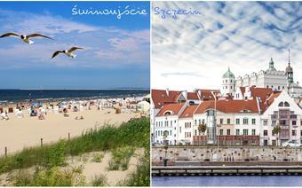 Pomorze Zachodnie: Świnoujście i Szczecin