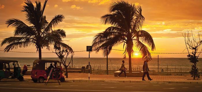 Sri Lanka: Kolombo