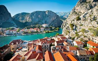 Rodzinne wakacje w Chorwacji - Omis