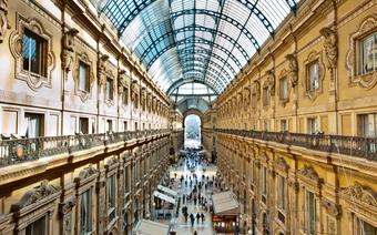 City Break w Mediolanie: Galleria Vittorio Emanuele II