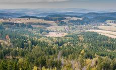 Góry Stołowe - Pasterka