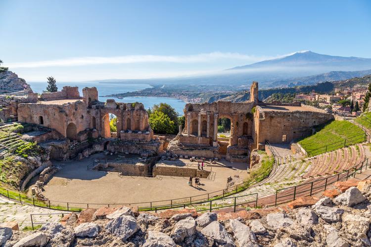Wakacje we wrześniu: Sycylia