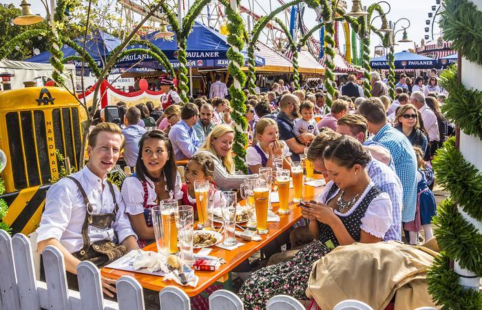 Bawaria: Oktoberfest