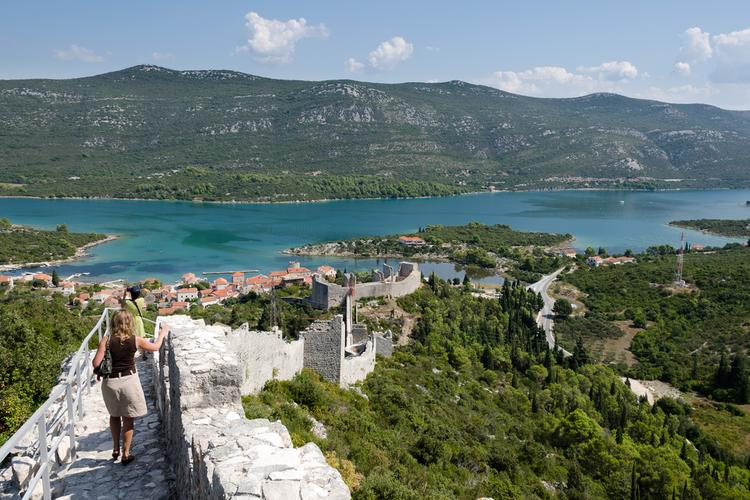 Chorwacja: Ston