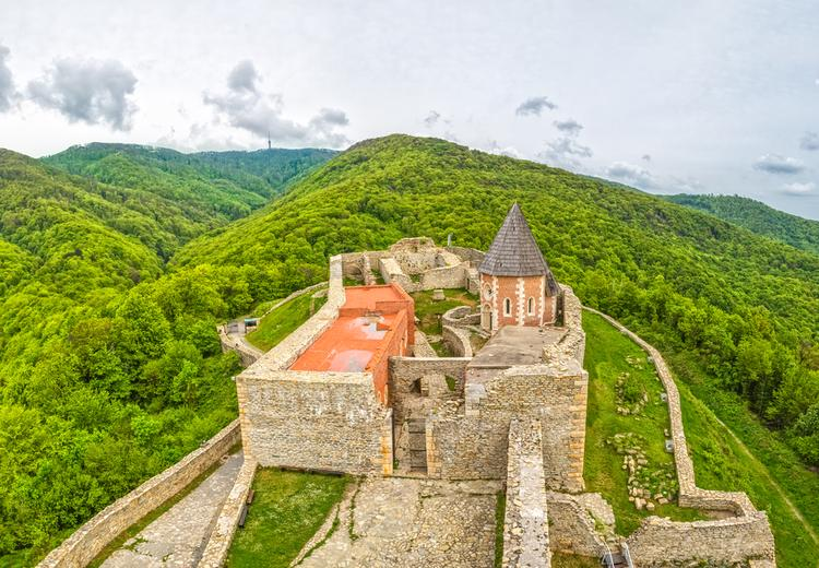 Chorwacja: Medvegrad