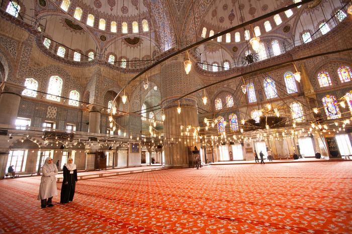 Savoire-vivre w podróży: Turcja