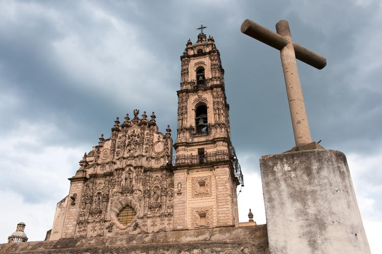 Miasta kolonialne w Meksyku: Tepotzotlan