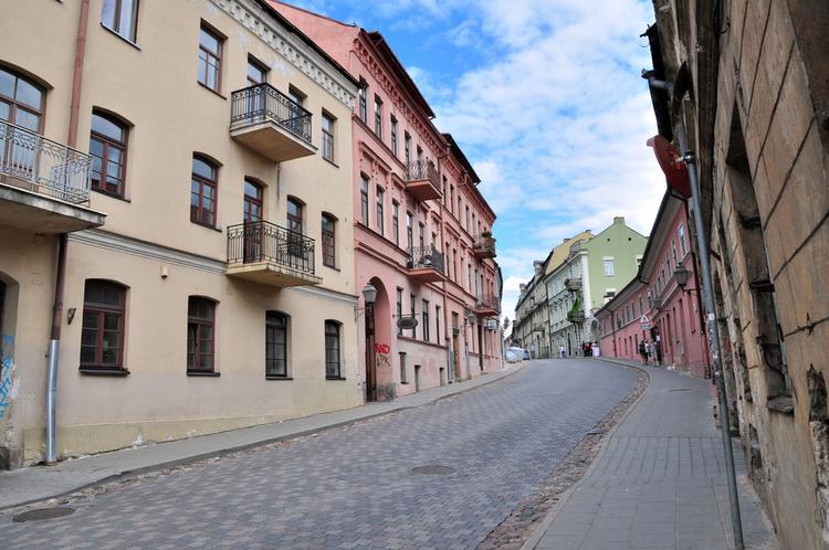 Weekend w Wilnie: Zarzecze