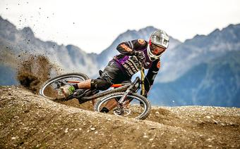 Austria aktywnie: bikepark Serfaus-Fiss-Ladis