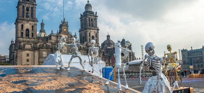 Dzień Zmarłych w Meksyku