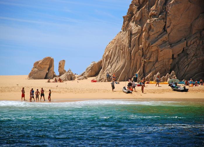 Cabo San Lucas - Playa del Amor